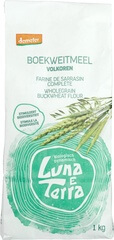 Organic Buckwheat Flour 1000G