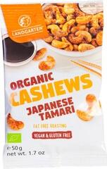 Organic Cashews (Japanese Tamari)