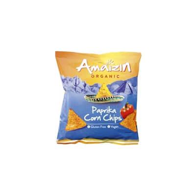 Organic Paprika Corn Crisps Gluten Free