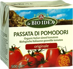 Organic Passata (Carton)