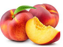 Organic Peaches Punnet