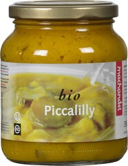 Organic Piccalilly