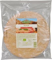 """Organic Pizza Bases 9"""" (2 Pack)"""
