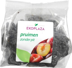 Soft Dried Prunes Without Stone