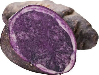 Organic Truffle Potatoes (Purple Potatoes)