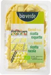 Organic Ravioli With Ricotta