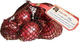 Organic Red Onions 5Oog Net