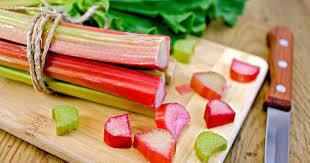 Organic Rhubarb (New)