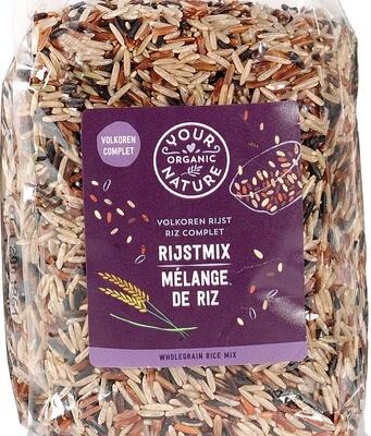 Organic Whole Grain Rice Mix