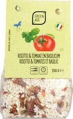 Organic Tomato And Basil Risotto
