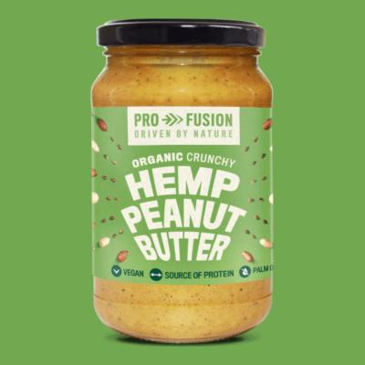 Organic Hemp Peanut Butter (Half Price)