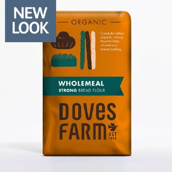 Wholemeal Strong Bread Flour (Doves)