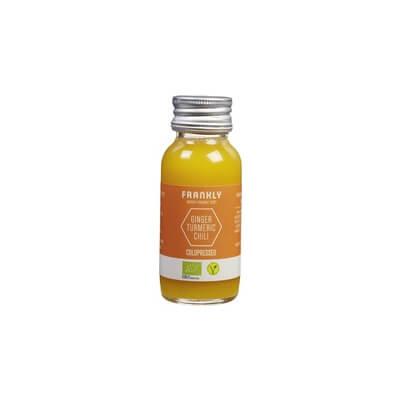 Organic Turmeric Chilli Shot