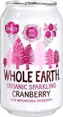 Organic Sparkling Cranberry