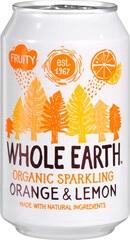 Organic Sparkling Orange And Lemon