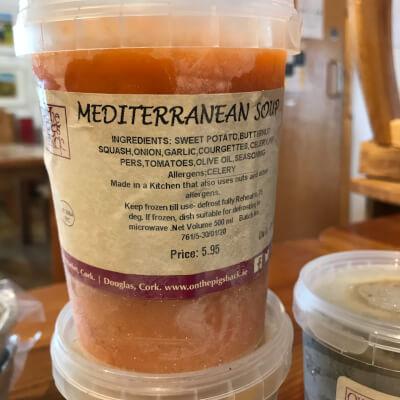 Mediterranean Soup 500Ml (Frozen)