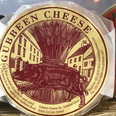 Gubbeen Cheese 390G