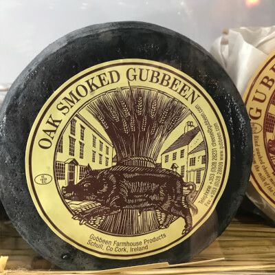 Gubbeen Smoked Cheese 390G