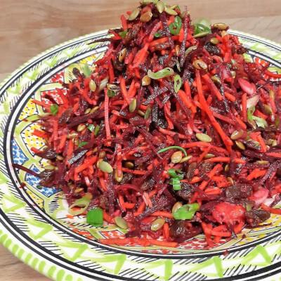 Carrot & Beet Salad