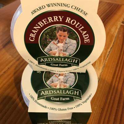 Ardsallagh With Cranberries