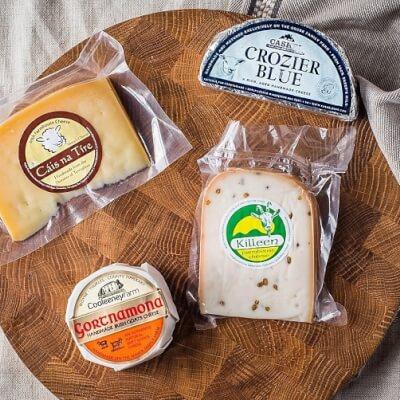 Irish Cheese Board : Goats & Sheep's