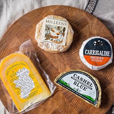 Irish Cheese Board For 6