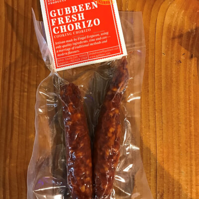 Gubbeen Fresh Chorizo