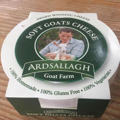 Ardsallagh Fresh Goats Cheese
