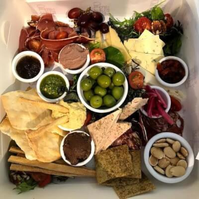 Antipasti, Charcuterie & Cheese Sharing Platter For 2