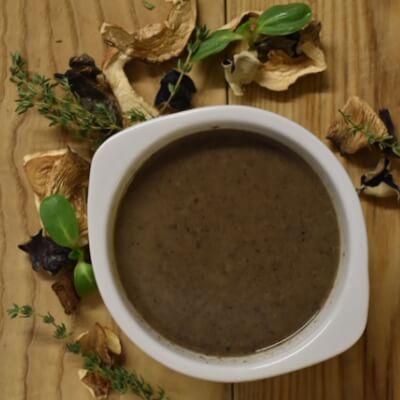 Mushroom Soup 500Ml (Frozen)