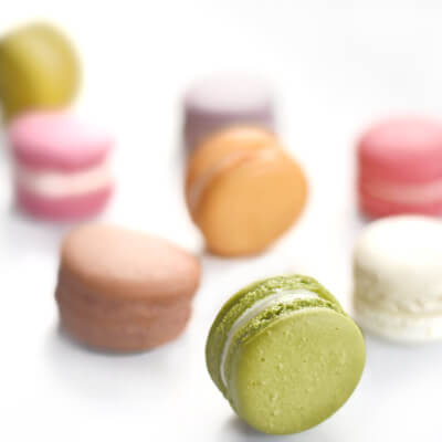 Macarons (Pack Of 7)