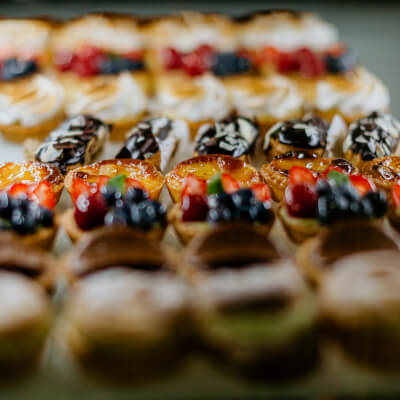 Mini Desserts (Set Of 7)
