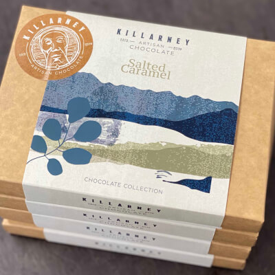 Killarney Chocolate - Salted Caramel