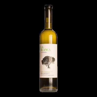 Guerinda La Blanca, Chardonnay, Navarra, Spain, Organic Farming