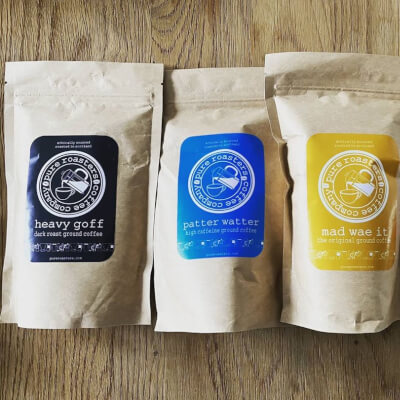 Pure Roasters Selection Pack - Beans