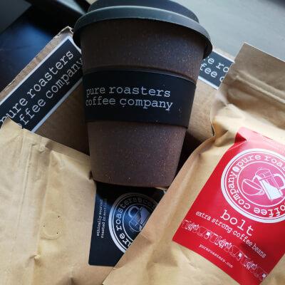 Small Scottish Coffee Gift Set (Beans)