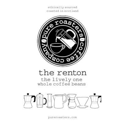 The Renton - Coffee - Beans