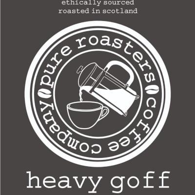 Heavy Goff - Coffee - Ground