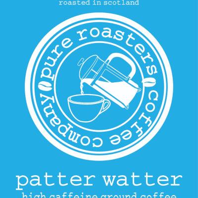 Patter Watter - Coffee - Ground