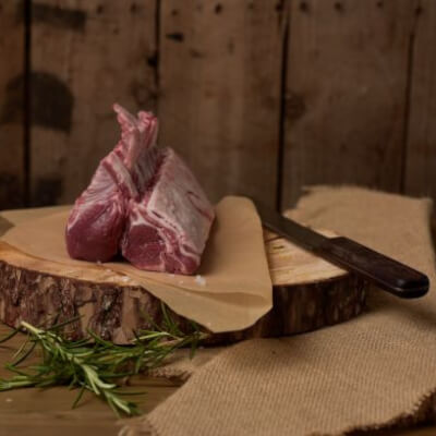 Locally Produced Rack Of Lamb