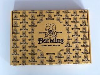 Three Flavours In Barmies Presentation Box