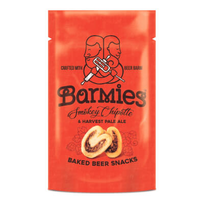 Barmies Smokey Chipotle And Harvest Pale Ale