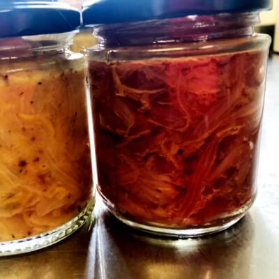 Endive & Juniper Marmalade