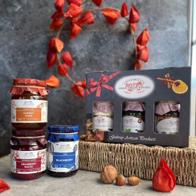 Savoury Pantry Essentials Gift Box