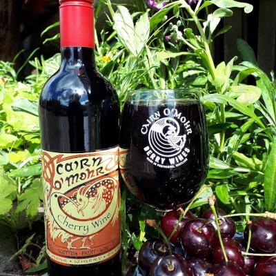 Cairn O Mohr Cherry Wine 75Cl