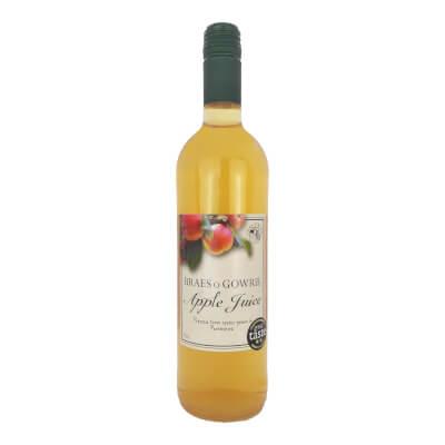 Braes O Gowrie Apple Juice 75Cl