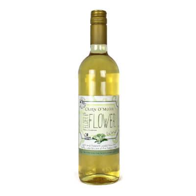 Cairn O Mohr Elderflower Wine 75Cl