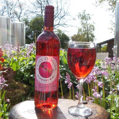 Cairn O Mohr Raspberry Wine 75Cl