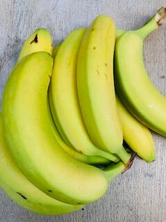 Bananas Organic Fairtrade 1Kg
