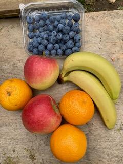 Fruit Portion Organic Medium